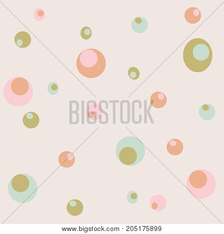 Seamless pattern and background for web and mobile applications in vector