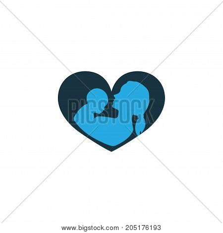 Premium Quality Isolated Nanny Element In Trendy Style.  Infant Colorful Icon Symbol.