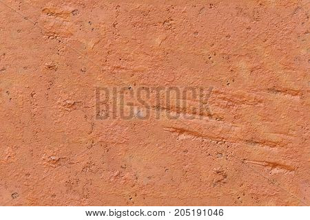 Modern abstract painted light brown street stone wall, seamless texture