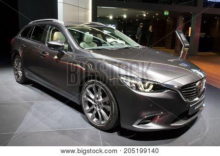 New Mazda 6 Car