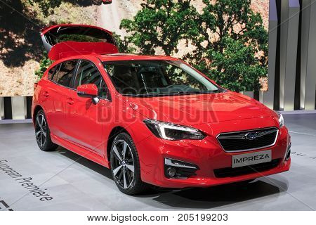 New 2018 Subaru Impreza Car