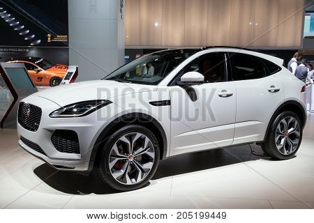 Jaguar E-pace Suv Car