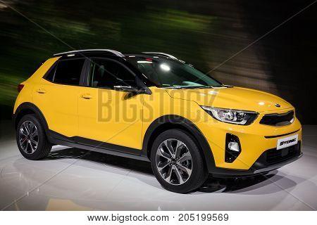 Kia Stonic Car