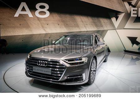 2018 Audi A8 L Quattro Car