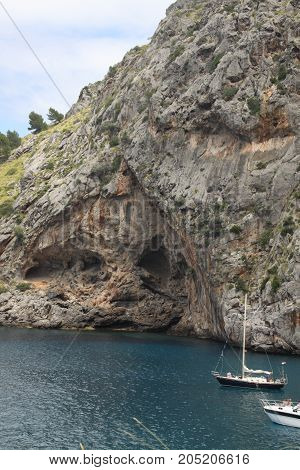 Sa Calobra rocks escape, Mallorca island tour