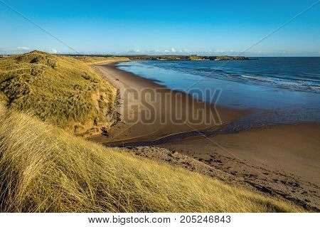 Cruden Bay Aberdeenshire on the east coast of Scotland.