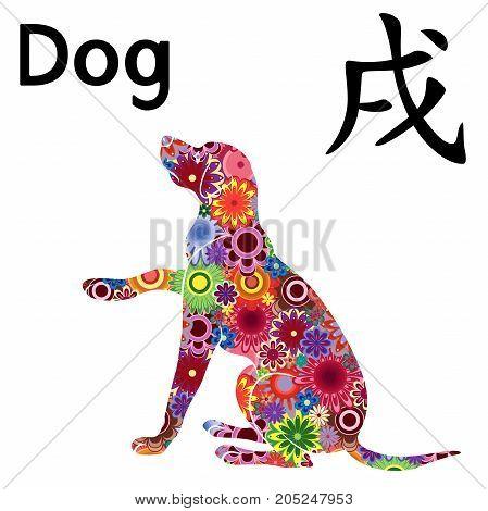 Chinese Zodiac Sign, Dog Sitting