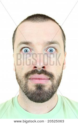 Surprised Male