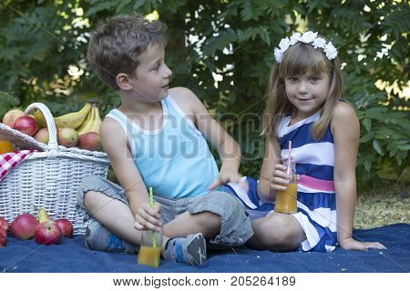 First Love And Picnic