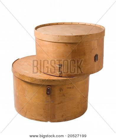 Vintage Hatbox