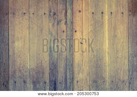Wood texture background for interior design business. exterior decoration and industrial construction idea concept. Vintage style effect picture.