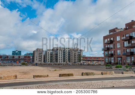 City Development In Copenhagen Denmark