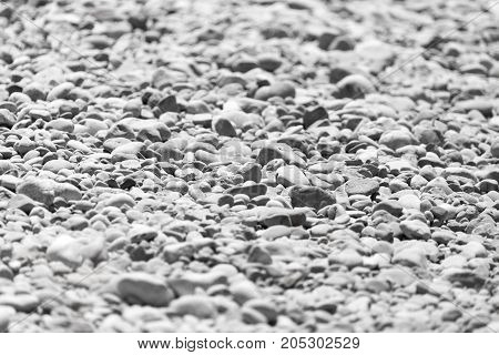 stones in nature as background . Photo as an abstract background