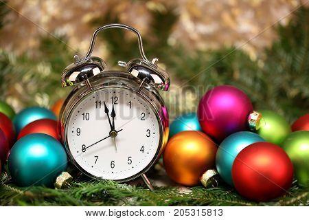 Christmas Toys / Beautiful Christmas and New Years scene