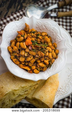 Traditional Georgian Dish Lobio