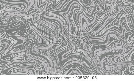 Abstract background. Ink marbling textures.Black and White Hand drawn marble illustrations, ebru aqua paper and silk prints. Traditional Turkish ebru technique. Painting on water