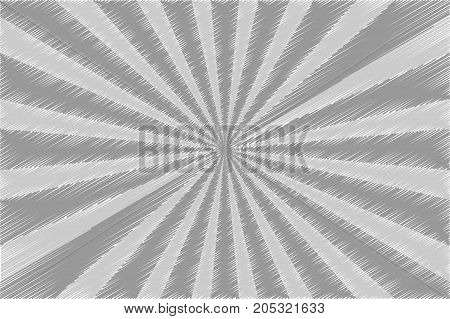 Striped abstract vector background - gray , Scratches - abstract vector background , Abstract scribble background