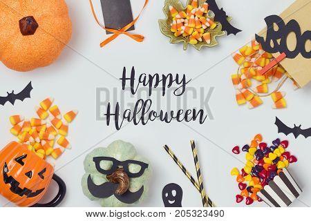 Halloween Holiday Banner Design