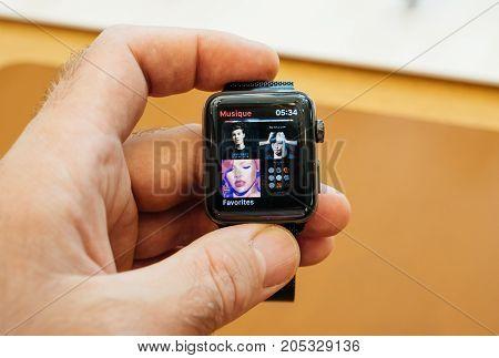 New Apple Watch Series 3 Itunes Listen To Music Over Cellualr
