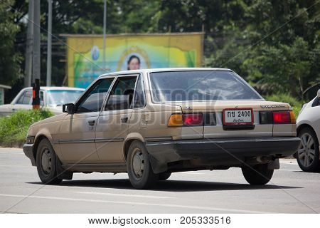 Private Old Car, Toyota Corona