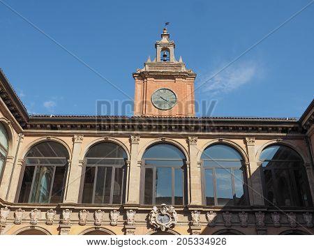 Archiginnasio In Bologna