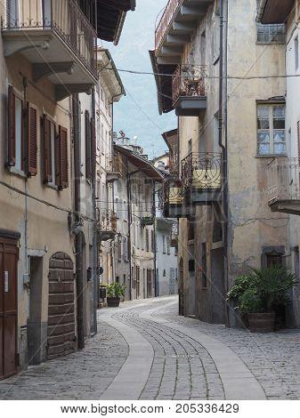 Village Of Donnas