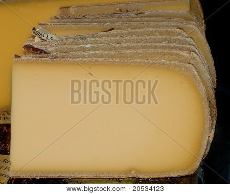 Comte French Cheese