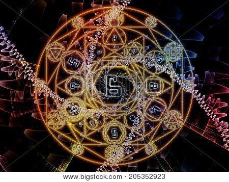 Energy Of Symbolic Meaning