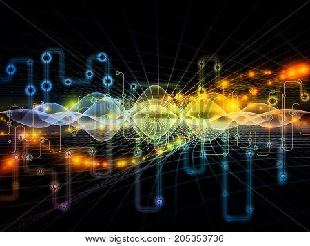 Elegance Of Data Transfers