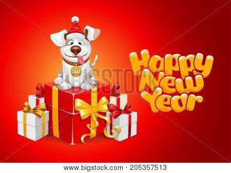 New Year Congratulation