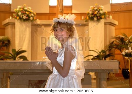 First Holy Communion 7