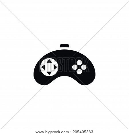 Videogame Vector Element Can Be Used For Gaming, Videogame, Game Design Concept.  Isolated Gaming Icon.