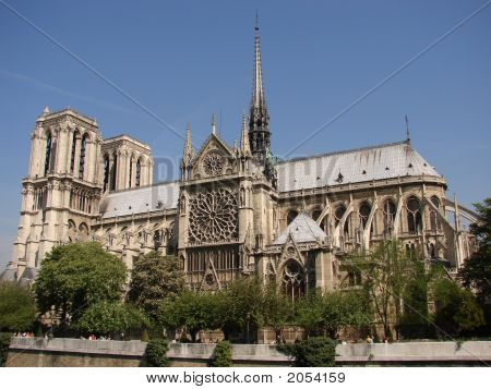 Notre Dame (Side View)