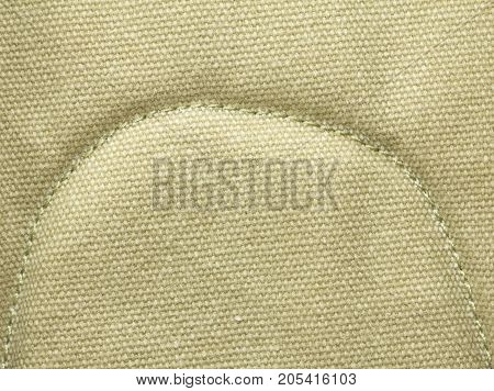 background of nylon fabric . Photo of an abstract texture