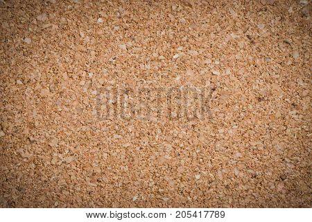 Macro texture of the Corkboard I background