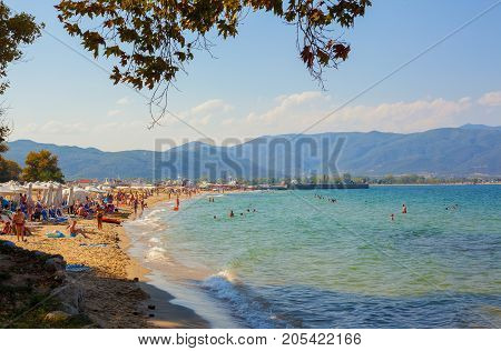 Beaches Of Stavros