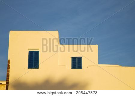 Window In Morocco Africa And Old Construction Wal Brick Historical