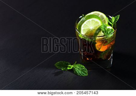 Cola With Lime.
