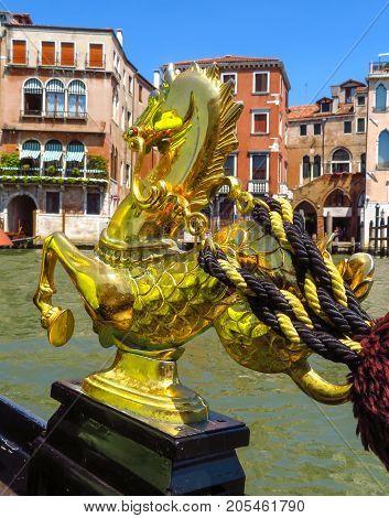 Venice - Brass Horse