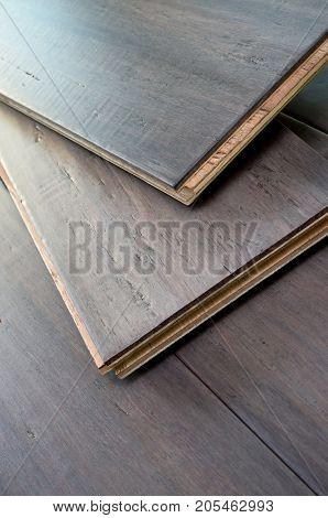 wide plank solid bamboo flooring pieces tongue and groove design