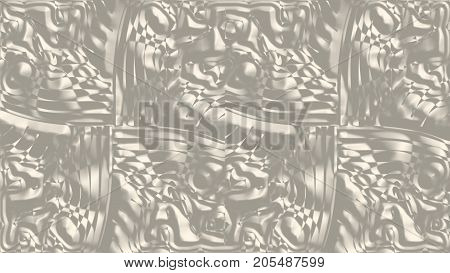 Abstract background in beige tones raster image can be used in the design of your site design textile printing industry in a variety of design projects