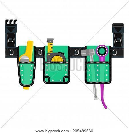 Vector Tools Belt Green