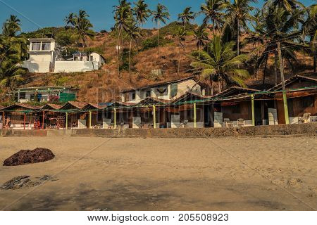 Bungalow On Arambol Beach