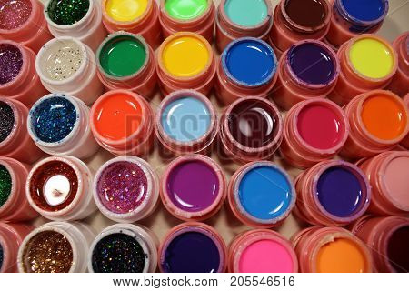 Beautiful Color Gel Lacquer