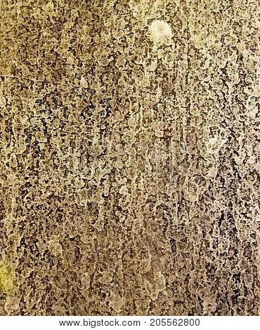 Abstract background, formed by the traces of dried drops of calcareous water on the glass