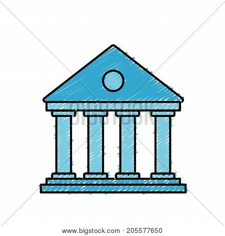 bank to economy and financial account vector illustration
