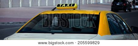 taxicab Yellow cab Street transportation traffic taxi