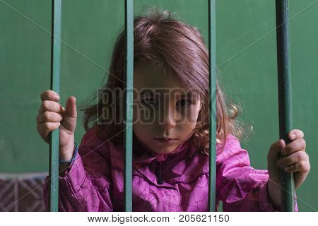 Infringement of the rights of the child. Child Crime