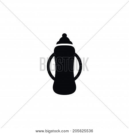 Container Vector Element Can Be Used For Beverage, Container, Bottle Design Concept.  Isolated Beverage Icon.
