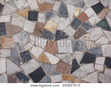 Stone Floor Background